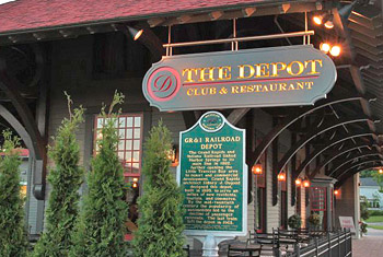 Depot Club Harbor Springs Michigan